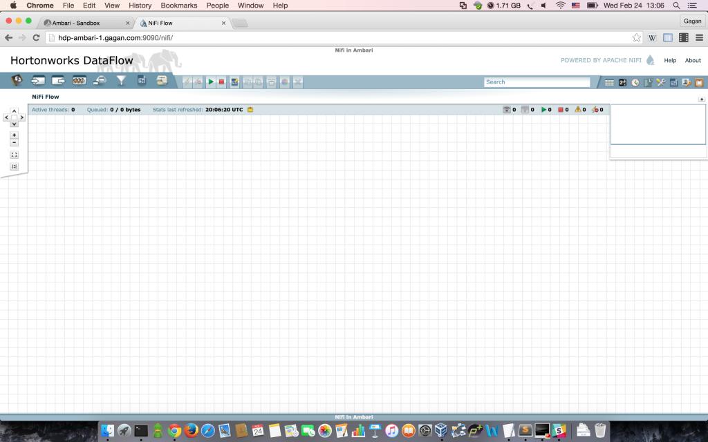 Hello NiFi! – Data Orchestration using Hortonworks DataFlow (HDF