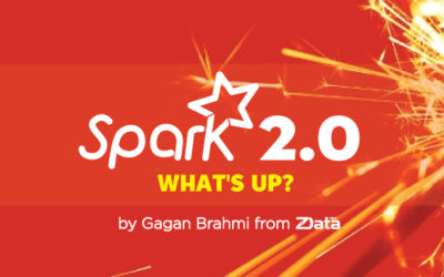 Spark 2.0 – What's New