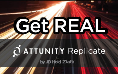 Get Real with Attunity Replicate