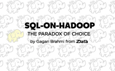 SQL-on-Hadoop: The Paradox of Choice