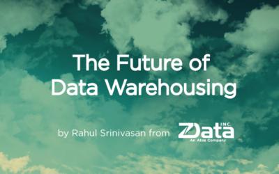 The Future of Data Warehousing