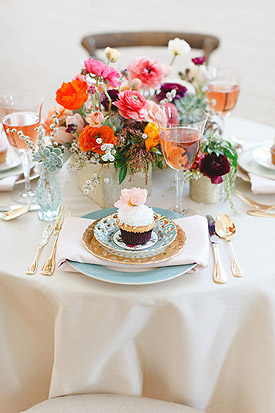 Bridesmaid Soiree Inspiration ShootFeatured on Style Me Pretty