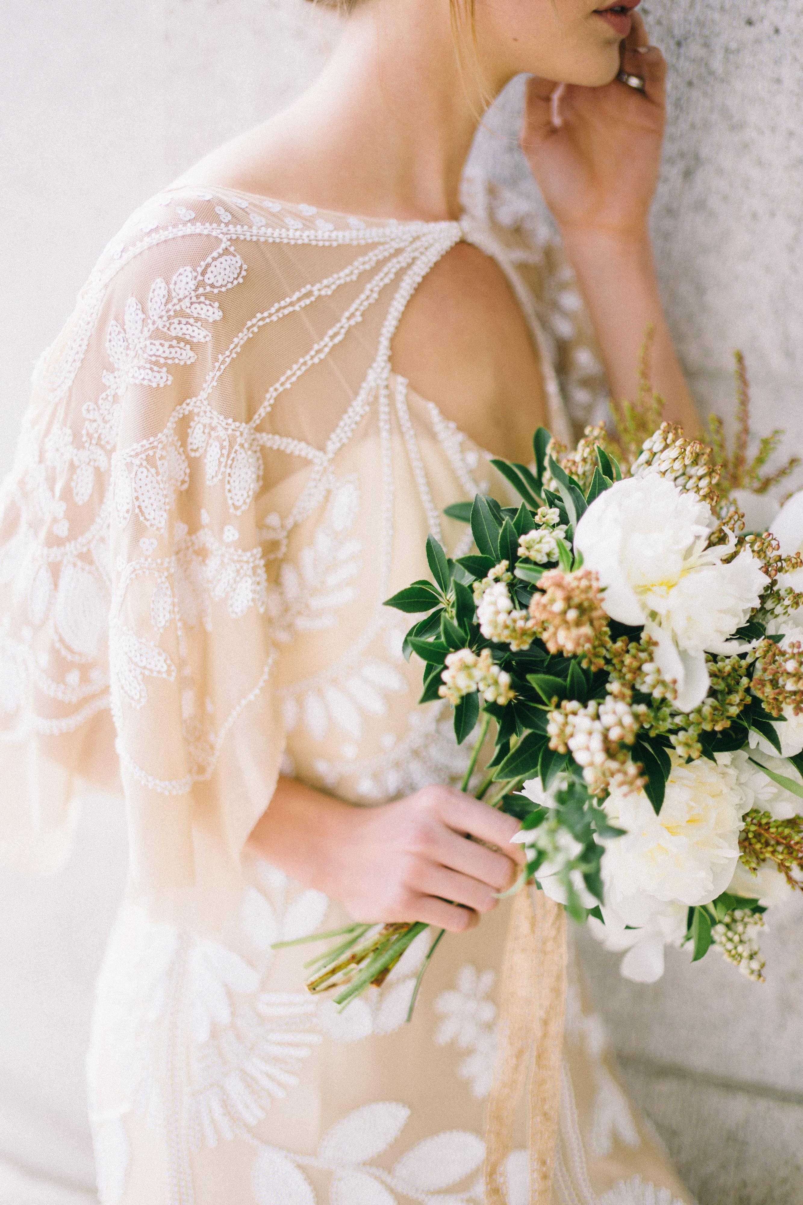 Parisian Shoot with Rue de Seine  Featured on Grey Likes Weddings
