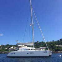 Charter Yacht Altitude Adjustment