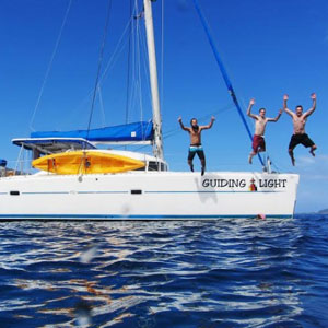 Specialty Yacht Charters: Captain Only