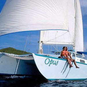 Luxury Caribbean Honeymoon & Anniversary Yacht Charters