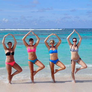 Luxury Caribbean Spa & Wellness Yacht Charters