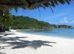 Honeymoon Bay Beach on Water Island U.S. Virgin Islands