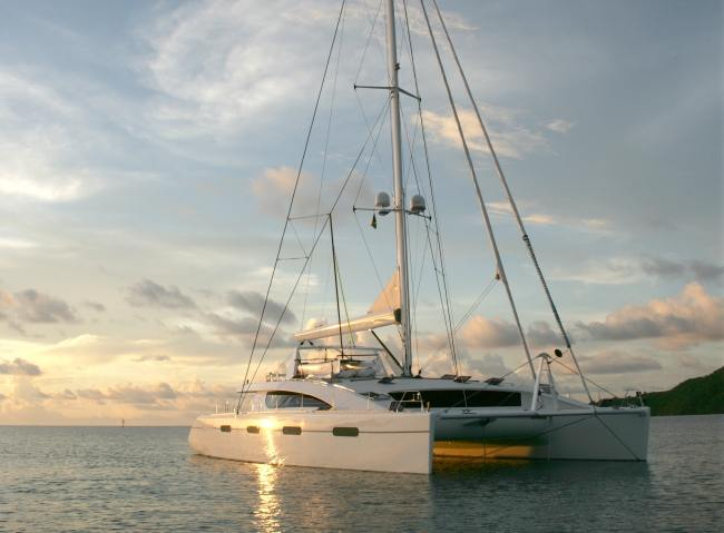 Dining on Yachts at the Charter Show-Part One-Akasha