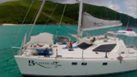 Charter Yacht Braveheart