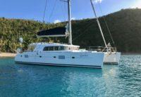 Charter Yacht Gambit