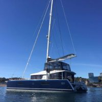 Charter Yacht Ventana