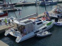 Charter Yacht Manna