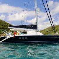 Charter Catamaran Fuerte 3