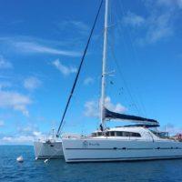 Charter Catamaran Dreamcatcher