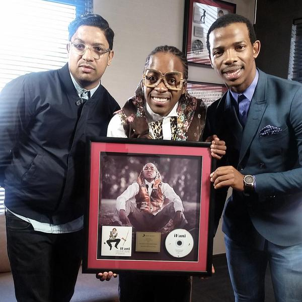 Photo of iFani  (@iFani_Haymani) Hits First Day Gold!