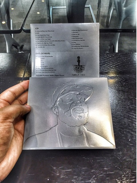 Photo of Cassper Nyovest's ( @casspernyovest ) Tsholofelo FINALLY Goes Platinum!