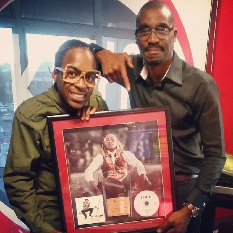 Photo of iFani Plans On Going Double Platinum With His New Album
