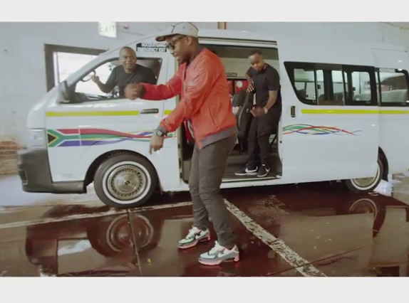 Photo of ICYMI: Major League's Slyza Tsotsi Video Is Finally Out!