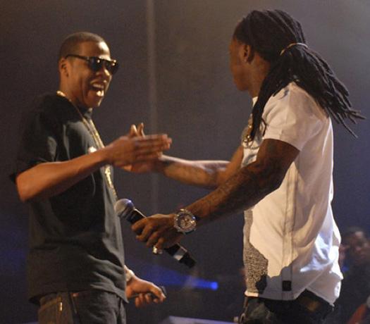 Lil Wayne Jay z