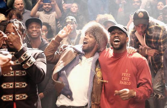 Kanye Cudi dance