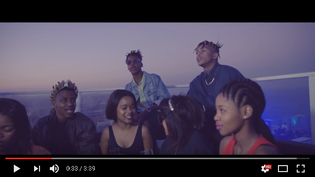 New Release: WTF - uSbusiso Video [ft DJ Tira]
