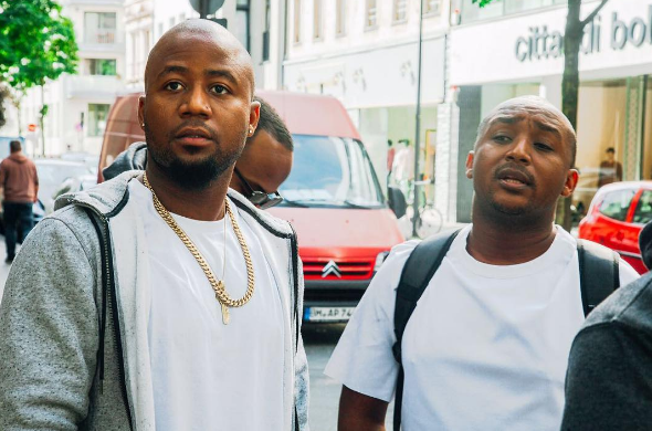 A Major Record Label Said To Be Trying To Block Cassper Nyovest