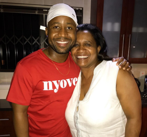 Check Out What Cassper Nyovest's Mom Thought Of His Set With Babes Wodumo