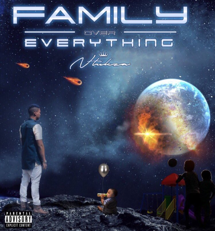 Download: Ntukza Drops His Debut Album Titled Family Over Everything