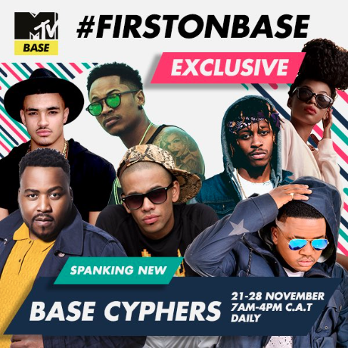 Check Out Maraza, Rouge & Priddy Uggly On The MTV Base Cypher