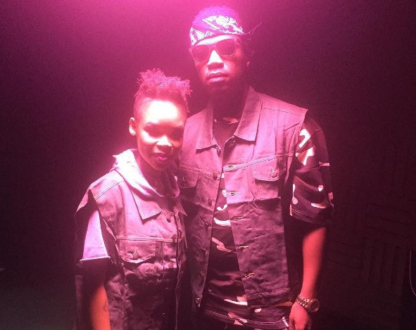 Check Out The #BTS Of Ntukza's Upcoming Video Featuring Fifi Cooper