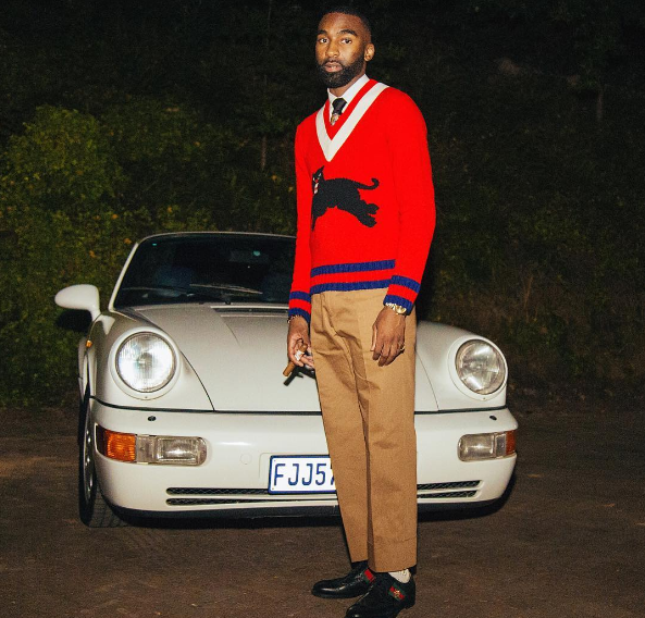 Riky Rick Details Growing Up In Europe & How It Influenced His Fashion Sense