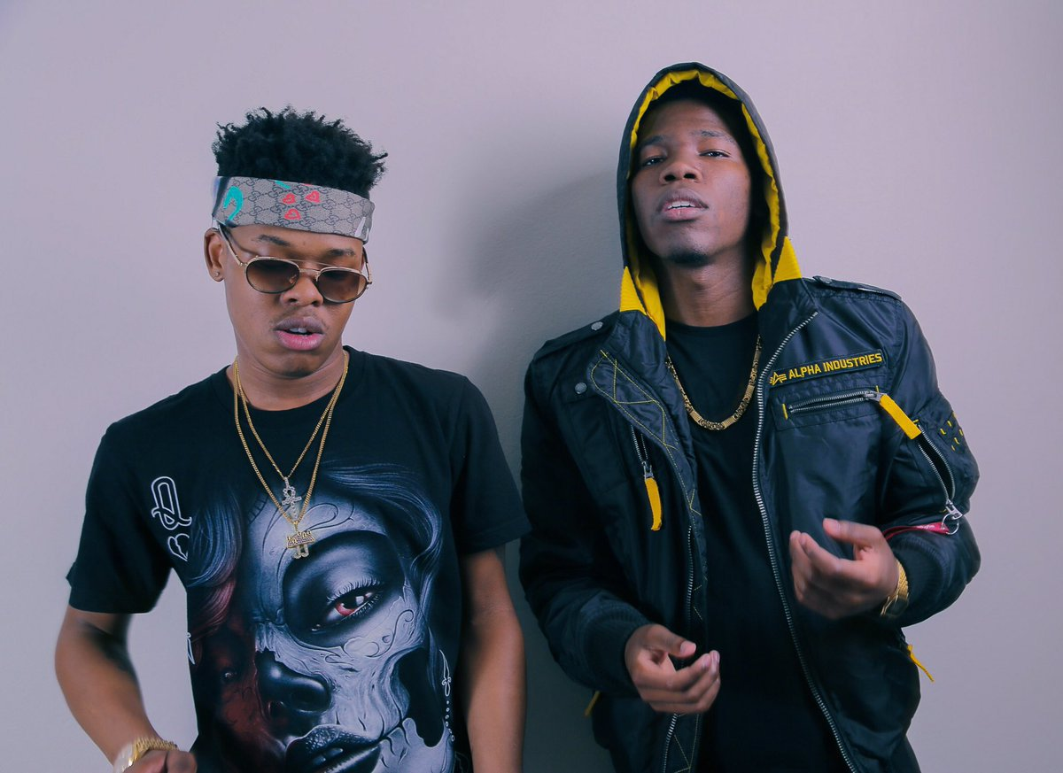 """""""If only you could start taking music a lil more serious"""" Says Nasty C"""