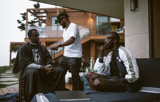How SA Rappers Reacted To Black Coffee Being Featured On New Drake Album