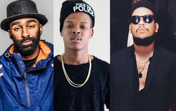 Photo of How Much Signed SA Rappers Earn From Shows And Album Sales