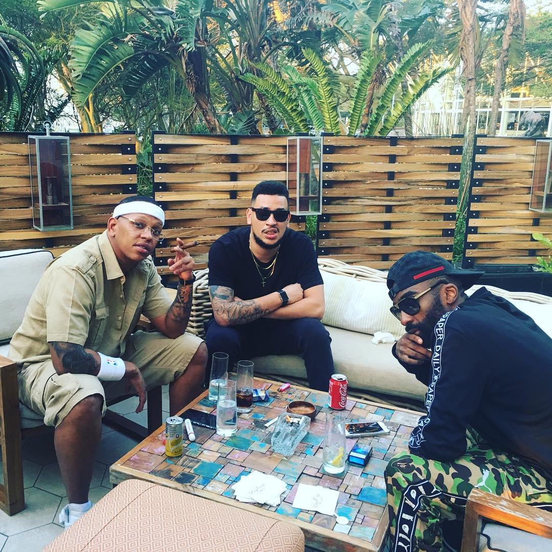 5 SA Hip Hop Collaborations We Want To See Happen In 2017