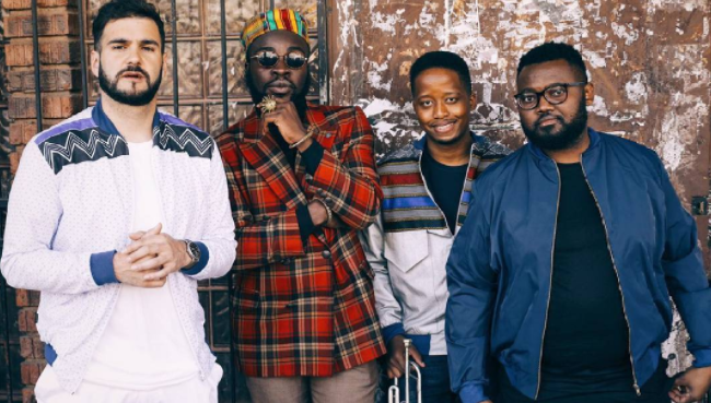New Release: M.anifest - Be My Woman Video [ft MiCasa]