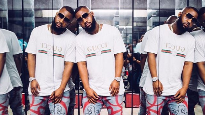 """We are actually in debt,"""" Revealed Cassper Nyovest"""