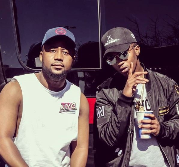 Cassper Nyovest Apologises For Laughing At Emtee
