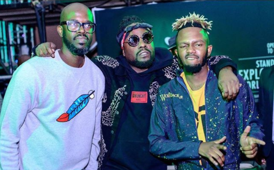 Check Out Kwesta's Fire Teaser Of His Highly Anticipated 'Spirit' Music Video
