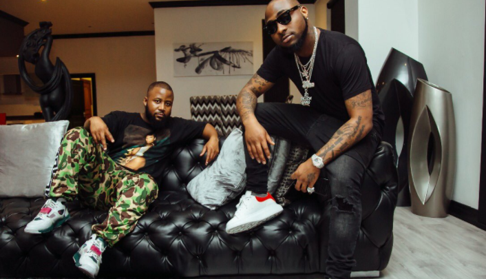 Cassper And Davido Just Made Another Song
