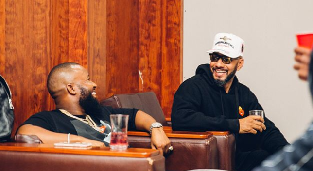 Cassper Reacts To Swizz Beats Crediting Him For His Dope Dance Moves!