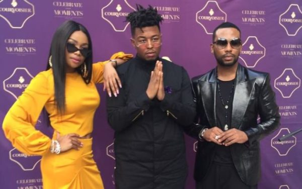 Anatii Scores Major Deal With Courvoisier As Lumiere