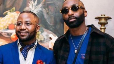 Photo of SA Hip Hop Fans Think Cassper Is Calling Riky Rick His Hater