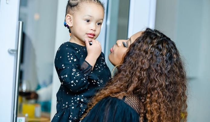 AKA Shares Mother's Day Message To Dj Zinhle