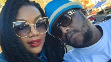 Photo of Lerato Explains Why HHP's Grave Does Not Have A Tombstone And Rejects Crowd Funding