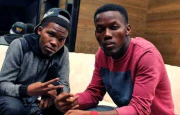Tellaman Tells Lastee To Mind His Business On Dating Isithembiso Star