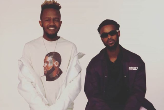 Kid X Explains Kwesta Dropping 'Vur Vai' After His Album