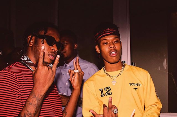Fans React To Nasty C & Runtown's New Visuals For 'No Permission'