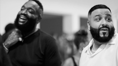 Photo of DJ Khaled Bags Another Milestone